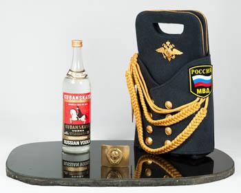 Подарок полицейскому своими руками
